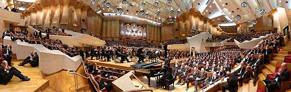 Martin Liebscher: Philharmonie