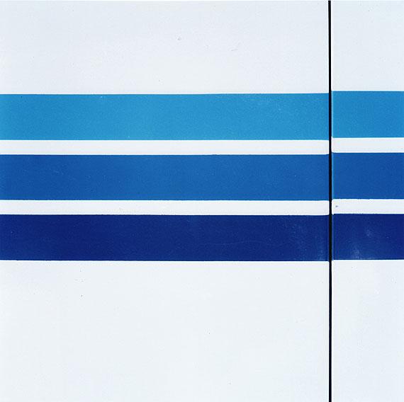 Yto BarradaFrom the series Bus Logos, 2004 C-Print, 86 x 86 cm © Courtesy of Gallery Sfeir-Semler, Hamburg/ Beirut