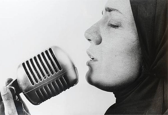 Shirin Neshat Mystified, 1997, 100 x 149cm (39 3/8 x 58 11/16in), $35,000 – 45,000