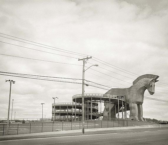 © Beth Dow, Trojan Horse