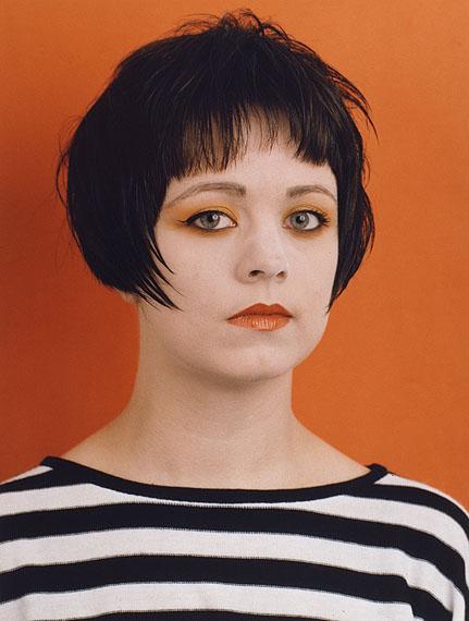 Thomas Ruff, Portrait (G. Benzenberg), 1985Museum für Kunst und Gewerbe, Portraits in Serie. Fotografien eines Jahrhunderts