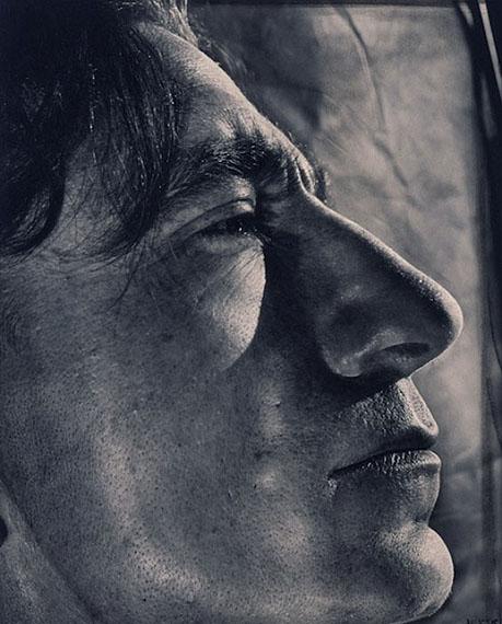 Helmar Lerski, Bettler aus Sachsen, vor 1931 Silbergelatine aus der Serie Köpfe des Alltags