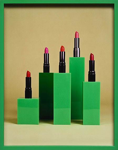 Elad Lassry, Lipstick, 2009© Elad Lassry/ Courtesy of David Kordansky Gallery, Los Angeles, CA