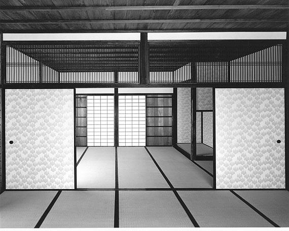 Hauptraum des Alten Shoin-Baus