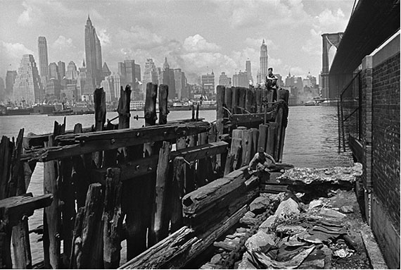 Henri Cartier-Bresson, New York City, USA, 1947, © Henri Cartier-Bresson/Magnum Photos
