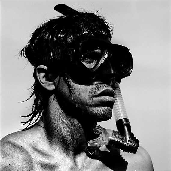 Anthony Kiedis West Palm Beach 2003 © Anton Corbijn