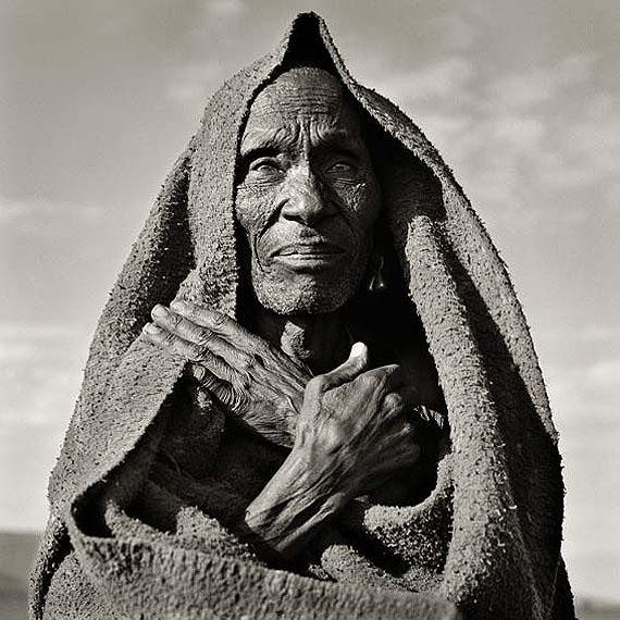 Dana GlucksteinMassai Elder, Kenya, 1985