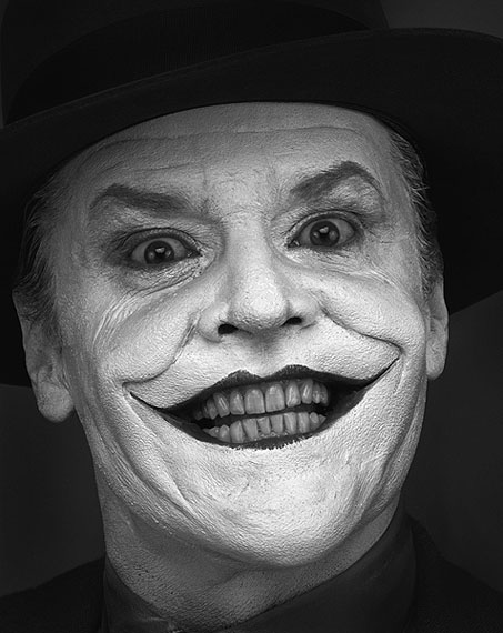 © Herb Ritts FoundationJack Nicholson II London, 1988