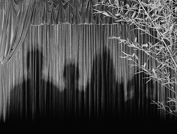 "WANG NINGDE: ""Some Days No. 74"" (2009) Silver Gelatin. 40x50cm - Ed. of 10; 50x60cm - Ed. of 10; 123x160cm - Ed. of 10.  © Wang Ningde. Courtesy of m97 Gallery."