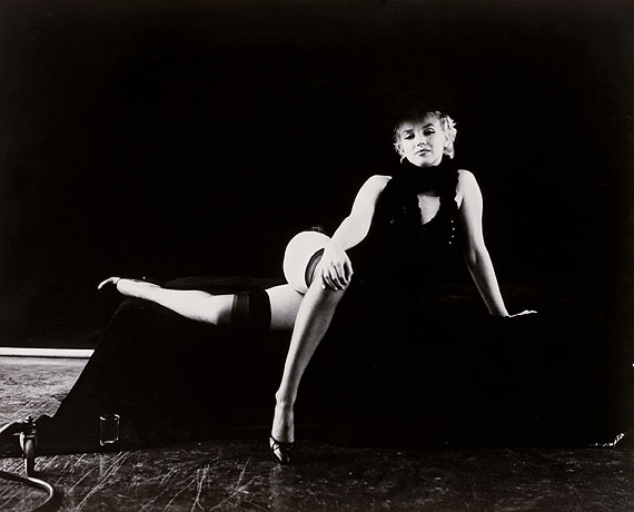 Milton H. Greene, Marilyn Monroe, 1956