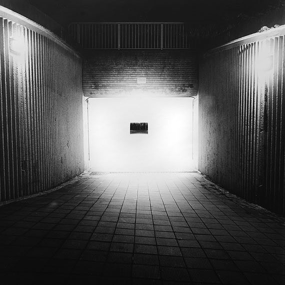 South HO, Into Light I, 2007-2008, Gelatin silver print, 45 x 45 cm, Edition of 10