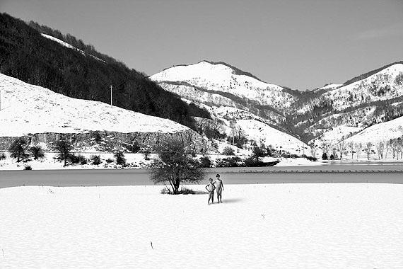 © Massimo PastoreBianco Cold Landscapes
