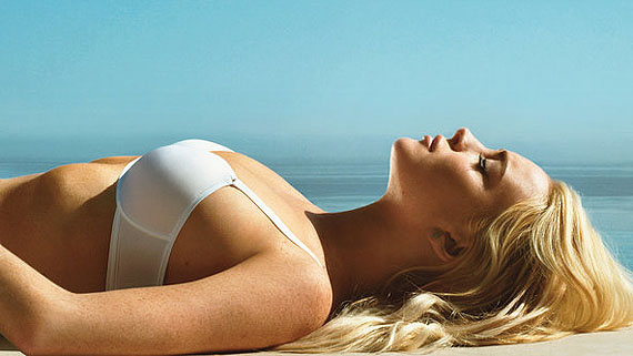 Courtesy of Richard Phillips, A still from 'Lindsay Lohan,' a film by Richard Phillips.