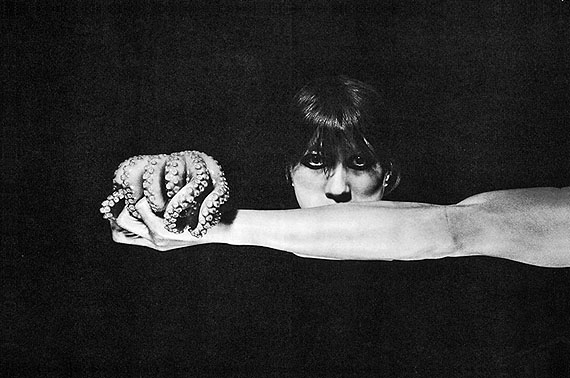 Man and Woman #31, 1960 © Eikoh Hosoe