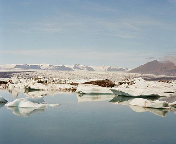 © Antoine Wagner, Ice On  Island 2010, C-Print, 60x70cm