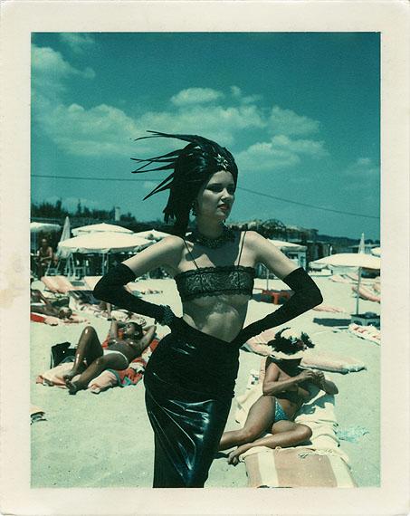 Helmut Newton, Stern, St. Tropez 1978 © Helmut Newton Estate