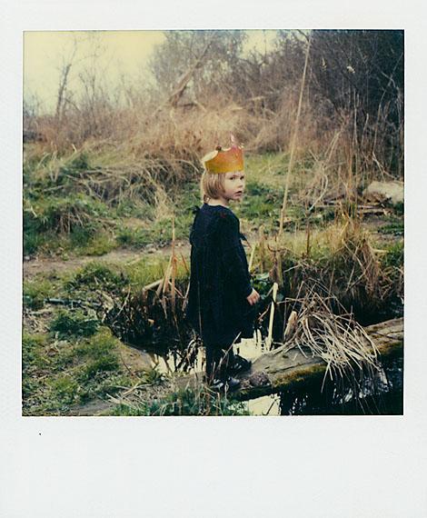 Sibylle Bergemann: Polaroid, o.T.