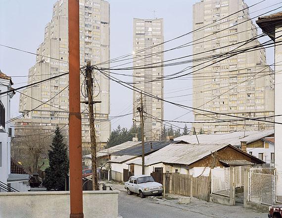 Roman Bezjak, »Drei Witwen«, Belgrad, 2005, © Roman Bezjak