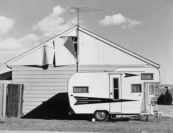 Tract house, Westminster, Colorado 1974foto: Robert AdamsGeorge Eastman House