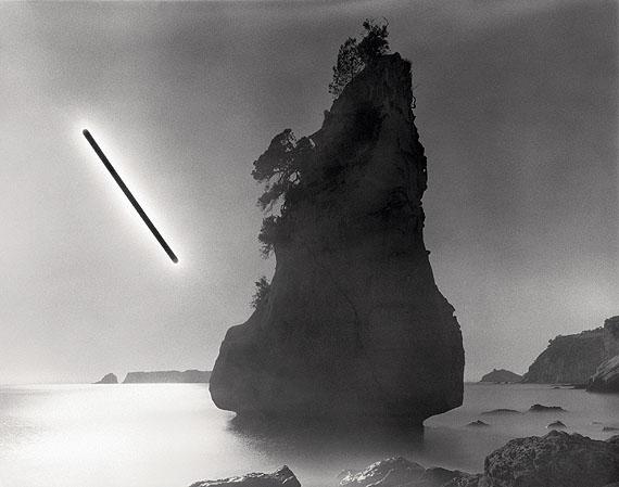 """Hans-Christian Schink, 2/26/2010, 7:54 am-8:54 am, S36° 49.622' E 175° 47.340', 2010, Serie """"1h""""© Hans-Christian Schink, courtesy Galerie Rothamel Erfurt/Frankfurt a.M. und Galerie Kicken Berlin"""