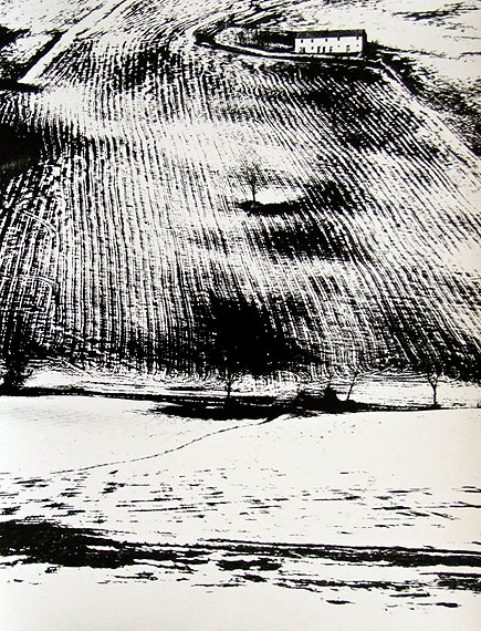 Metamorphosis of the land, 1970's © Rita Giacomelli, Archivio Mario Giacomelli –Sassoferrato