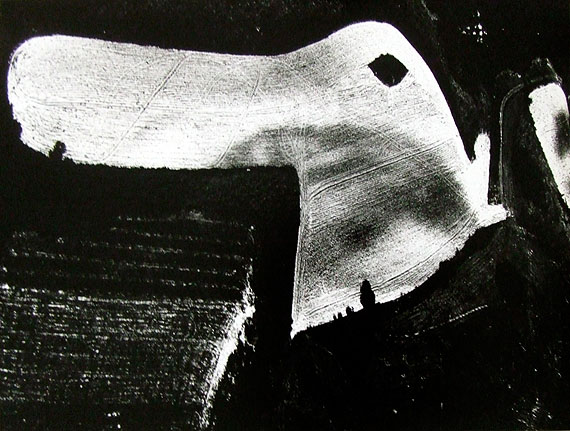 On Being Aware of Nature, 1980/90's © Rita Giacomelli, Archivio Mario Giacomelli –Sassoferrato