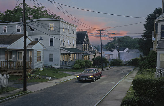 Untitled (Worthington Street), Beneath the Roses series, 2006 © Gregory Crewdson