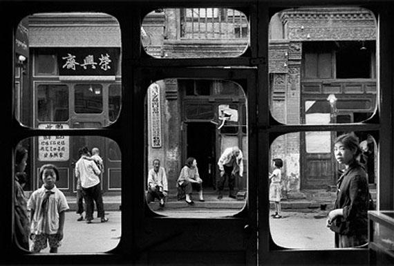 Pékin, 1965Silver gelatin print size : 20-24 inch