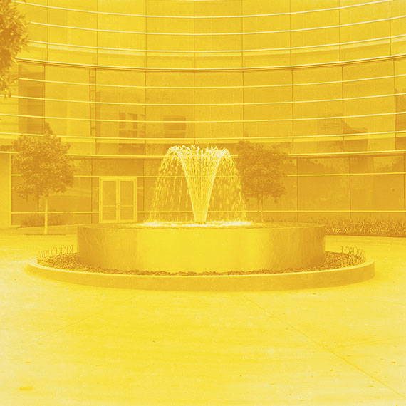 Paul AdairW 3rd St & S Lake St, series: Fountains  (Los Angeles), 2009-2011 chromogenic hand prints, 30.5 x 40.6cm, editions of 2 + 1 AP© Paul Adair