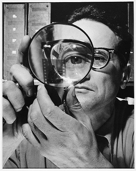 Andreas Feininger, Selbstporträt, 1946LIFE Magazine © Time Inc.