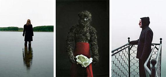 Tableaus: Song to the Siren / Les animaux et leurs hommes / Aussicht / C-Prints, 2006 - 2010