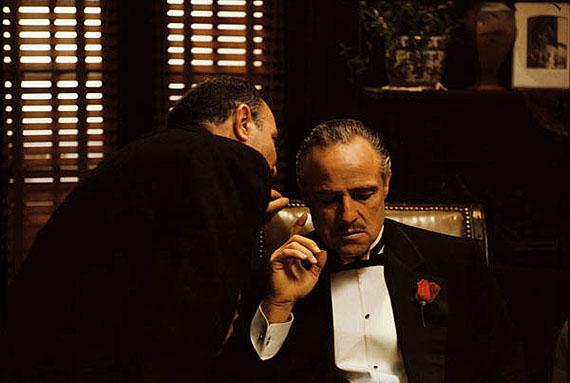 © Steve Schapiro, The Whisper I, Marlon Brando