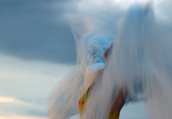 © Corinna Rosteck, inthesky, Chromira pearl auf Aludibond, 90 x 130 cm, 2011