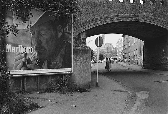 Köln 1985Gelatin silver print © Max Regenberg