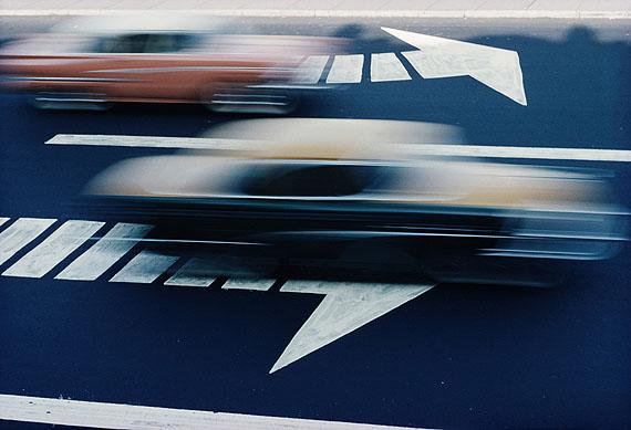 Traffic, Mexico City, 1963