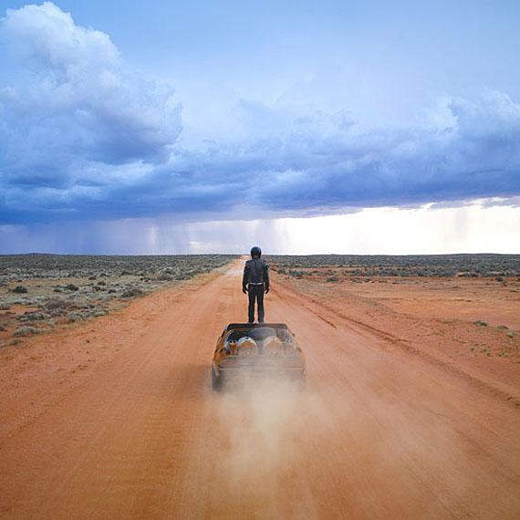 Shaun Gladwell, Apology to Roadkill (1 – 6), 2007–2009, production still, cinematography: Gotaro Uematsu, photography: Josh Raymond, courtesy the artist & Anna Schwartz Gallery