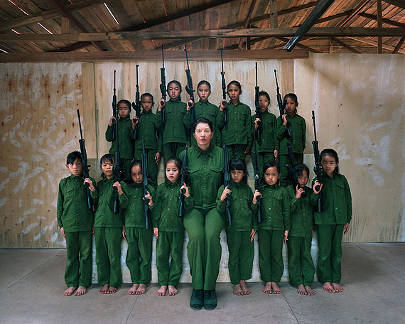 Family I, 2008 © Marina Abramovic, Courtesy Beaumont Public Gallery, Luxembourg