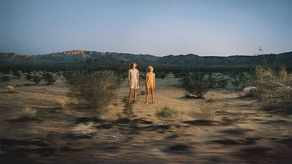 Ellen Kooi, LOS ANGELES  WOESTIJN, 2007 © Courtesy Galerie Filles du Calvaire, Paris