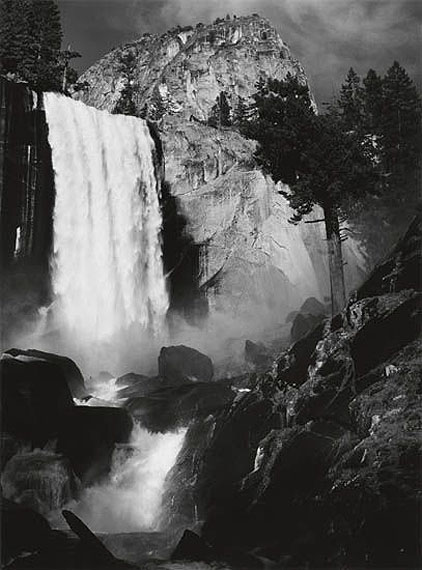 "Ansel Adams, Portfolio Four, titled ""What Majestic Word, In Memory of Russell Varian,"" complete with 15 silver prints, San Francisco, 1963.Estimate:$60,000-90,000"