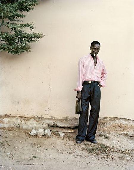 Jim Goldberg, Dakar, Senegal. From the series Open See, 2008C Print80x100Jim Goldberg / Magnum Photos