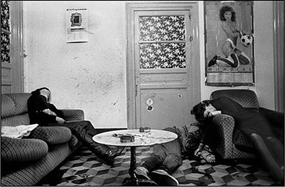 LETIZIA BATTAGLIAPalermo, 1982. Nerina worked as a prostitute. She and her two friends were murdered by the mafia for not respecting their rules, 1982.Courtesy the artist