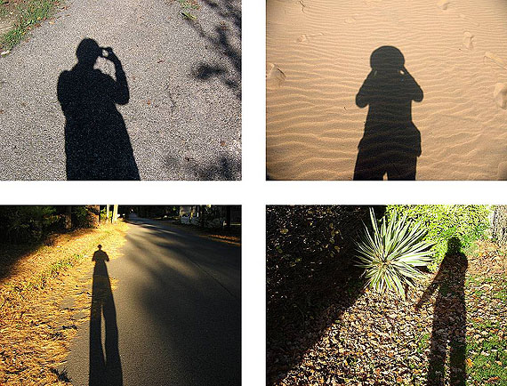 "Joachim Schmid: ""Shadow"" - aus: Other People´s Photographs"