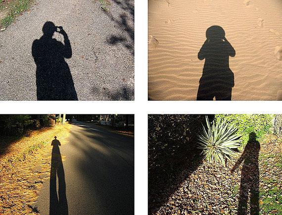 "Joachim Schmid: ""Shadow"" - aus: Other People´s Photographs"