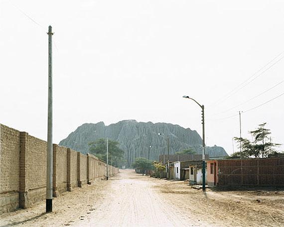 Hans Christian Schink, Huaca del Pueblo, Chiclayo, 2005