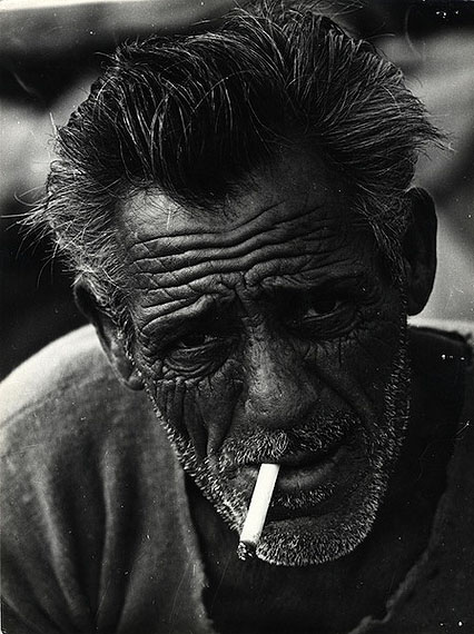 Alessandro Novaro. The head fisherman, Puglia, 1959