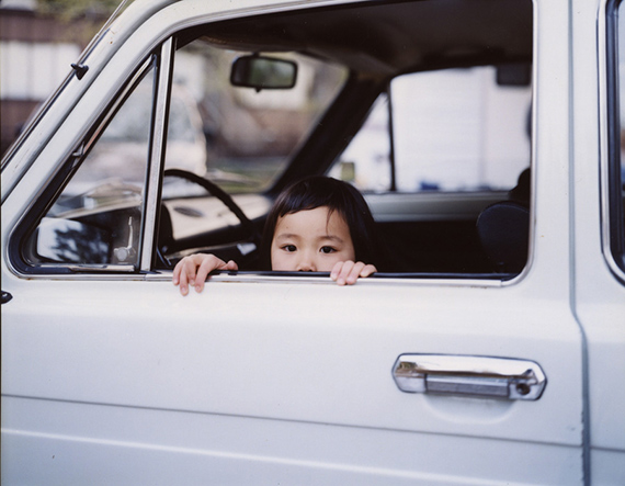 Takashi Homma, untitled, from the series Tokyo and my Daughter 2006, C-Print