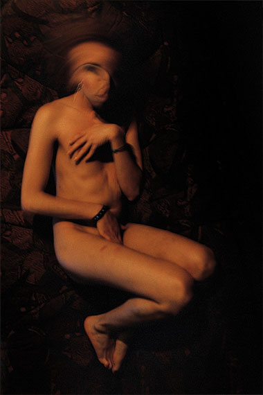 Antoine d'Agata © Antoine d'Agata / Magnum Photos , Hambourg, 1999, 80 x 120 cm