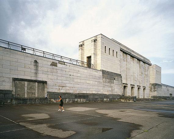 Arno Gisinger © Arno Gisinger Nuremberg - les coulisses du pouvoir, 2004