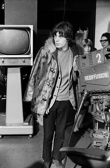 © Jürgen Schadeberg, Mick Jagger, London 1966