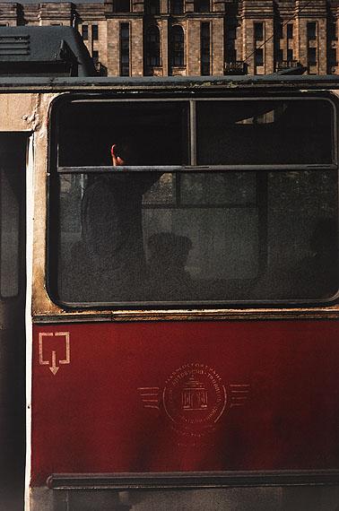 Lobe,1987 © Boris Savelev.Multi-layered pigment print on gesso coated aluminium. 110x164cm.  Edition of 3.